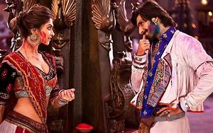 Deepika Padukone Ranveer Singh in Ram Leela Wallpapers ...