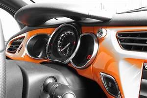 Citroen Ds3 Interieur : citroen ds3 racing thp 200 interieur ~ Gottalentnigeria.com Avis de Voitures