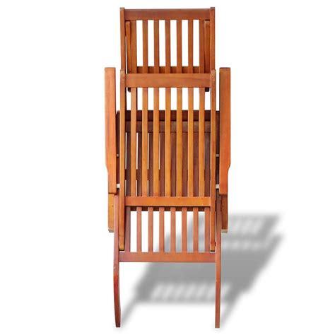 la chaise longue boutique en ligne la boutique en ligne chaise longue d 39 extérieur en acacia avec repose pied vidaxl fr