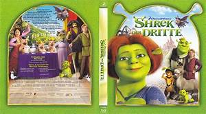 Shrek der Dritte Blu-Ray DVD Cover (2007) R2 German