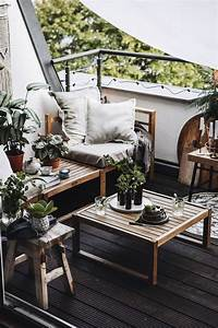 balcony inspiration terrazas pinterest terrasses With ordinary idee de terrasse exterieur 6 decoration appartement montagne