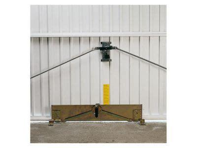 combine double verrouillage bricard pour portes de garage