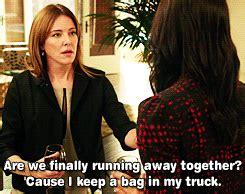 Cougar Town Memes - cougar town gif find share on giphy