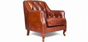 Fauteuil Bergère Pas Cher : fauteuil berg re capitonn cuir premium pas cher ~ Teatrodelosmanantiales.com Idées de Décoration