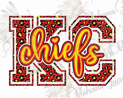 Chiefs Kc Leopard Gypsy Oklahoma Quick Sports