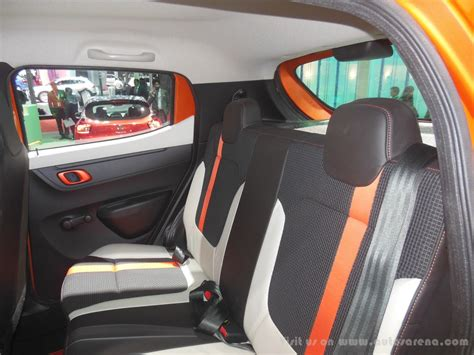 renault climber interior scoop renault to launch kwid climber edition soon