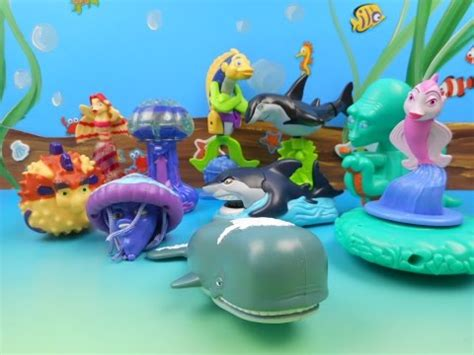 burger king shark tale kids meal toy tv commercial