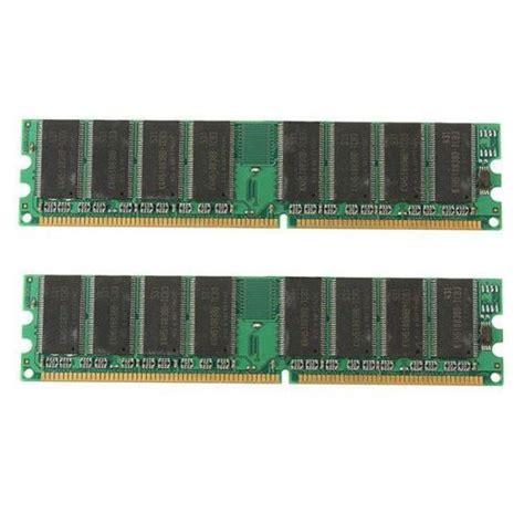 Amd Memory Ram  Sodial(r) 2gb(2x1gb) Ddr 400 Mhz Pc3200