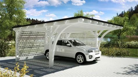Satteldach Carport Schutz Fuers Auto by Solar Carport Stromerzeugung Und Schutz F 252 Rs Auto In