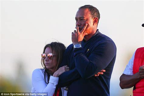 Erica Herman and Tiger Woods Girlfriend