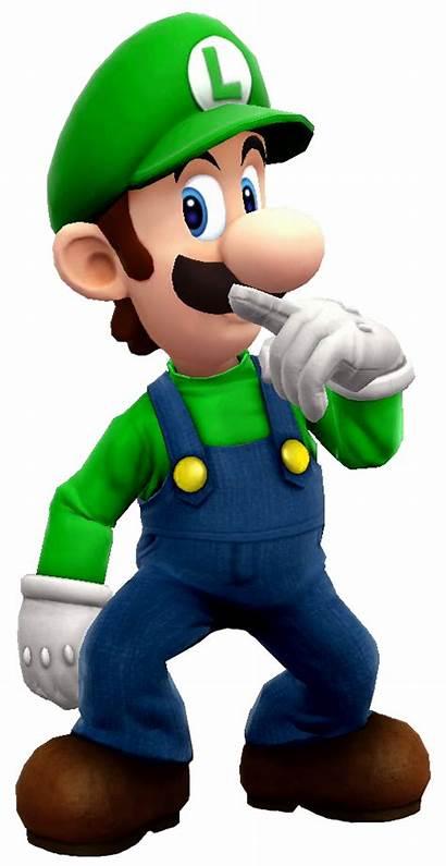 Luigi Mario Fantendo Pose Smash Bros Wiki