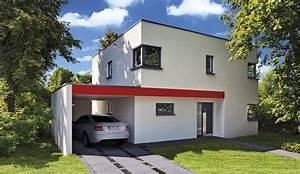 Moderne Häuser Bauen : cubatur 145 moderne h user individuell bauen roth massivhaus ~ Buech-reservation.com Haus und Dekorationen