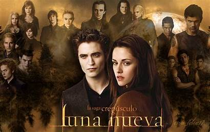 Luna Nueva Twilight Cast Volturi Complete Werewolves