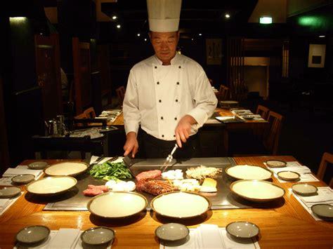 culinary cuisine the teppanyaki inn 2012 advance tafe culinary excursion