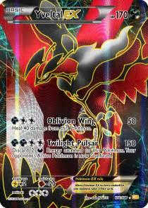 pokemon xy yveltal by aschefield101 on deviantart