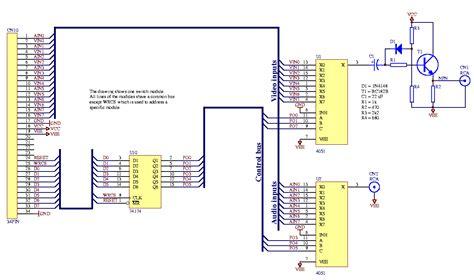 Audio Video Switch Freecircuits