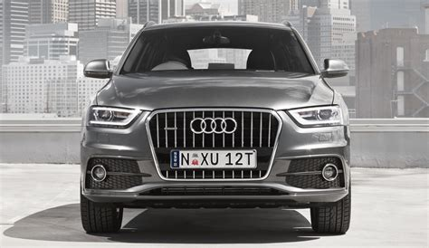 Audi Q3 New Baby Luxury Suv Targets Evoque And X1