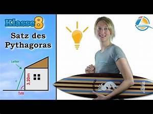 Satz Des Pythagoras Kathete Berechnen : msa 10 satz des pythagoras 1 grundlagen lernwerk tv ~ Themetempest.com Abrechnung