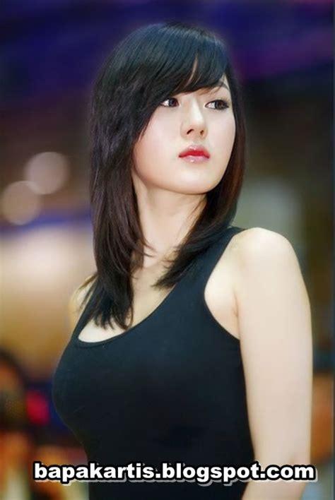 Foto Model Cewek Korea Paling Cantik Dan Paling Bikin