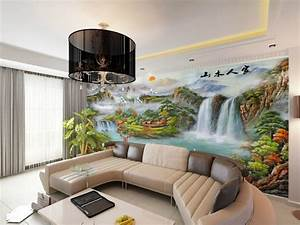 New creative designs of wallpapers for home decor 2016 ...