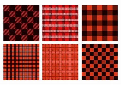 Flannel Pattern Vector Seamless Plaid Checkered Vecteezy