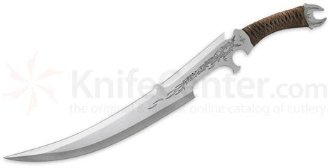 steel kitchen knives united cutlery kit mithrokil sword 15 1 2 quot blade