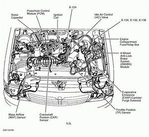 Ej25 Engine Vaccum Hose Diagram