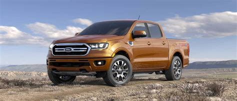 ford ranger midsize pickup truck    small