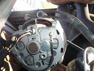 1972 Chevy C10 Alternator Problem - The 1947
