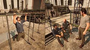 A Way Out S Josef Fares Talks Trading Polish For His Game