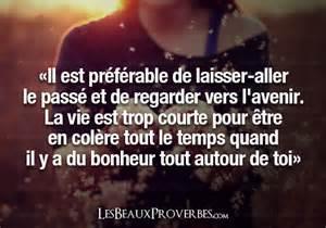 Citations Courtes Sur La Vie by Les Beaux Proverbes Proverbes Citations Et Pens 233 Es