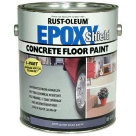 rustoleum garage floor kit home depot rust oleum epoxy shield garage floor coating floor garage