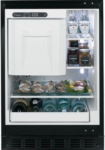 monogram zibipii   built  compact bar refrigerator   cu ft capacity