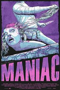 maniac - jeff proctor (mondo) | movie posters | Pinterest ...