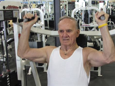 Dundalk Man, 80, Sets Bench Press Record  Dundalk, Md Patch