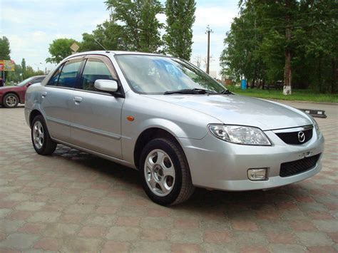 how to sell used cars 2002 mazda b series regenerative braking 2002 mazda familia images 1500cc gasoline automatic for sale