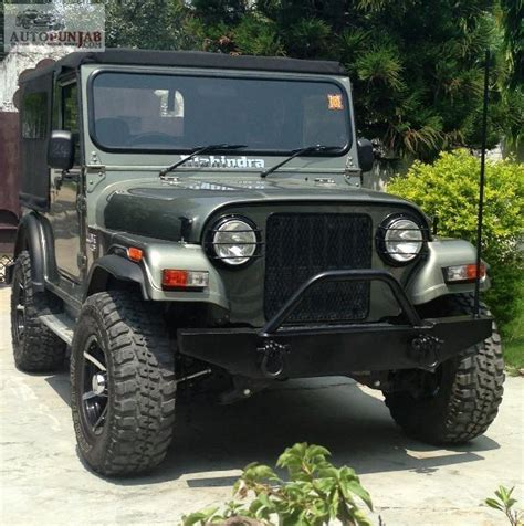 Mahindra Thar's Photos And Pictures