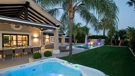 villa rent marbella nueva andalucia sierra luxury