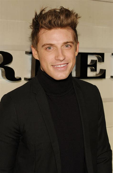 jeremiah brent   burberry body event hosted