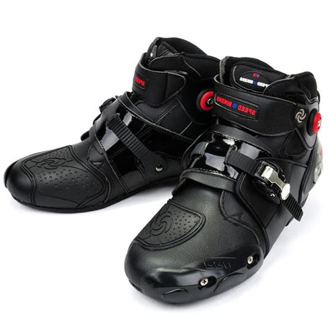 motorbike footwear aliexpress com buy motorcycle boots pro biker high ankle
