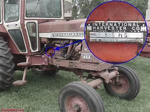 65 International Tractor Wiring