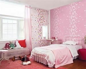 Tapeten Für Mädchenzimmer : ausgefallene tapeten ermitteln einen auff lligen einrichtungsstil ~ Sanjose-hotels-ca.com Haus und Dekorationen