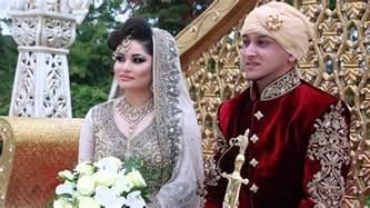 muslim wedding amin and farhana cinematic muslim wedding highlights addington palace 2016