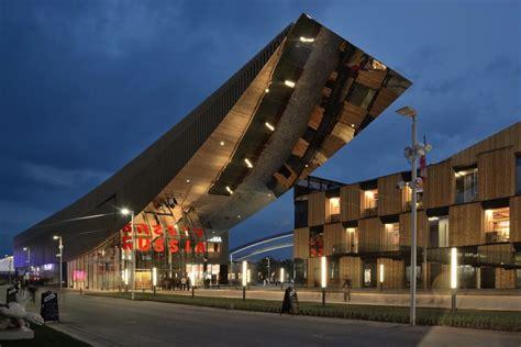 sergei tchoban designs russia pavilion  milan expo