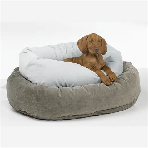 pet bed bowsers platinum collection donut pet bed