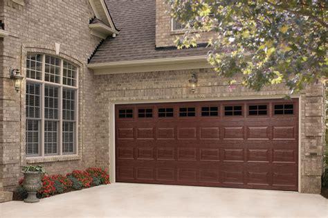 garage door window inserts amarr medium wood grain finish remodeling doors