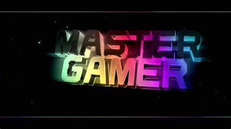 Master Gamer Logos