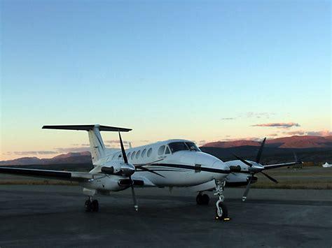 Beechcraft King Air 350 - Alkan Air