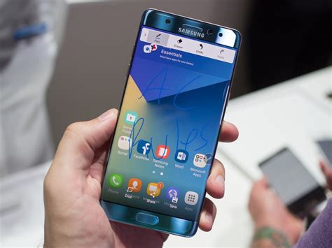 how to take a screenshot the samsung galaxy note 7 android central