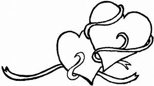 84 Free Heart Clipart Black And White - Cliparting.com